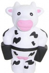 Standing Cow with Harness