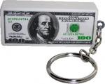 $100 Bill Keytag
