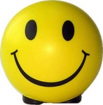 Smiley Round Ball with Feet