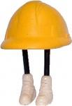Safety Helmet Figure