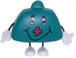First Aid Bag Mascot