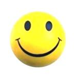 Antistress Foam Figure - Smiley Ball