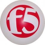 F5 Logo Branding Stress Foam Ball