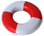 Life Ring Shaped Stress Reliever