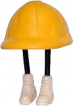 Safety Helmet Figure